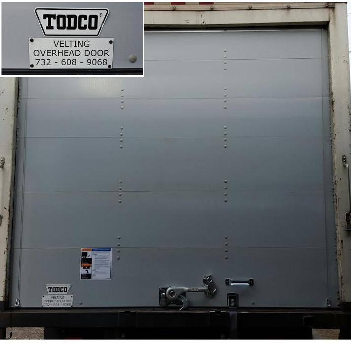 Todco Truck Door