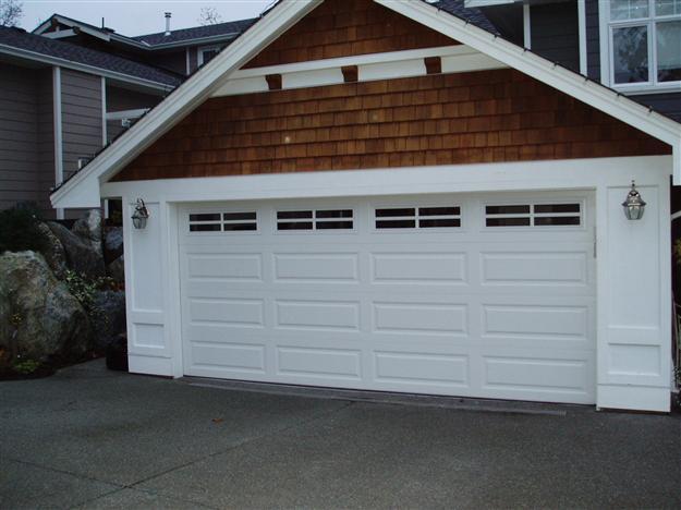 Clopay Garage Doors Clopay 4050 Model 4050 Insulated