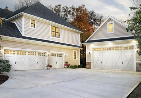 Dent Proof Garage Door