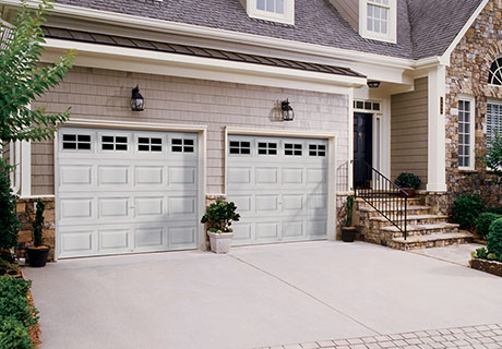 Clopay Garage Doors Clopay 4050 Model 4050 Insulated
