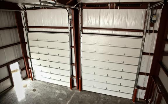 Insulated Commercial Garage Doors Central Nj