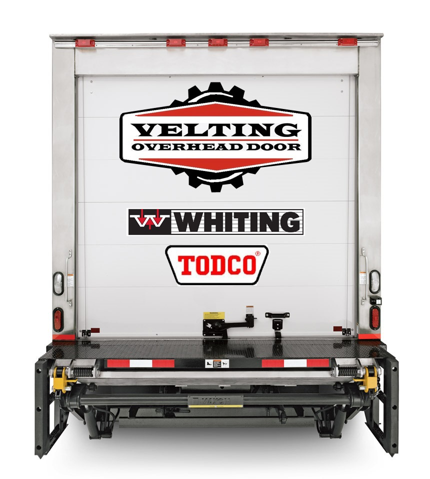 whiting truck door