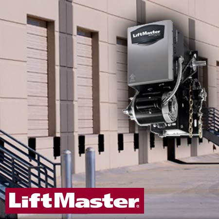Commercial Garage Door Openers Liftmaster Commercial Openers