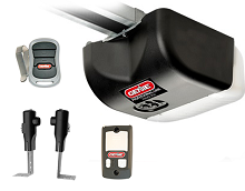 Quiet Garage Door Openers Liftmaster Genie