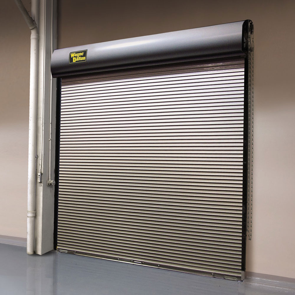 Garage doors garage door openers commercial for Overhead shed doors
